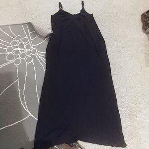 Lovestitch black s/m dress